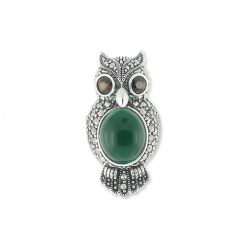 marcasite brooch HB0485 1