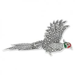 marcasite brooch HB0556 1