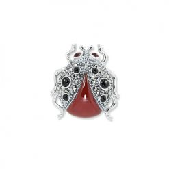 marcasite brooch HB0601 1