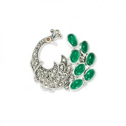 marcasite brooch HB0604 1