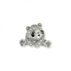 marcasite brooch HB0621 1