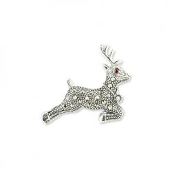 marcasite brooch HB0624 1