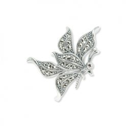 marcasite brooch HB0634 1