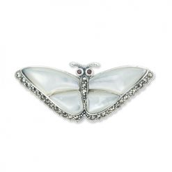 marcasite brooch HB0636 1