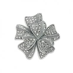 marcasite brooch HB0646 1