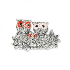 marcasite brooch HB0704 2 1