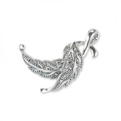 marcasite brooch HB0711 1