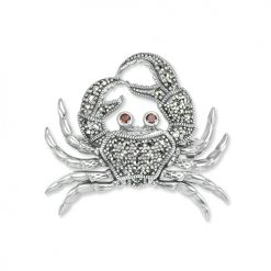 marcasite brooch HB0716 1