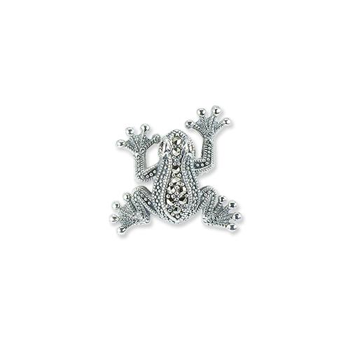 marcasite brooch HB0720 S 1