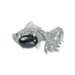 marcasite brooch HB0726 1