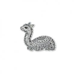 marcasite brooch HB0741 1
