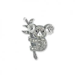 marcasite brooch HB0744 1