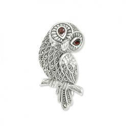 marcasite brooch HB0764 1