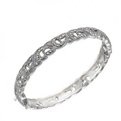 Amazing Collection of Sterling Silver Bracelets at a Wholesale 002