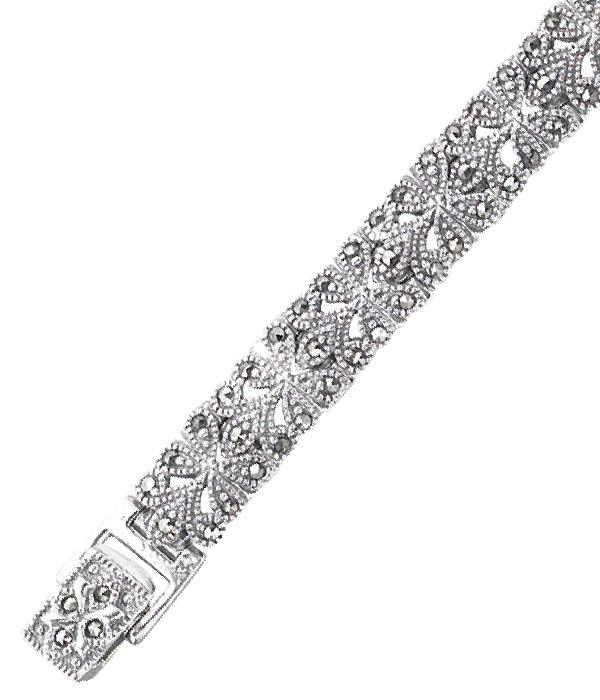 marcasite bracelet BR0418