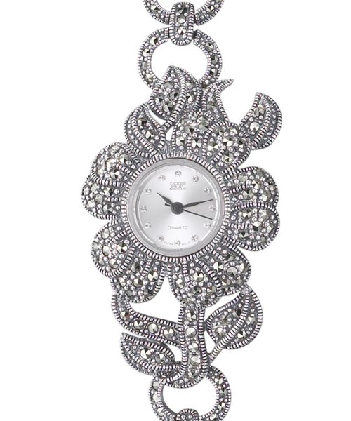 marcasite watch HW0001 1