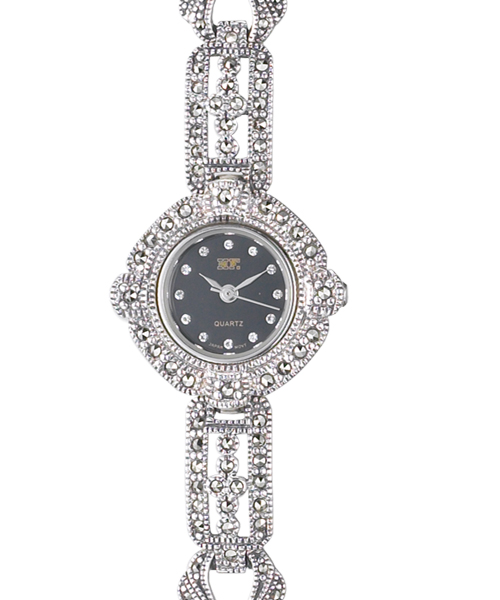 marcasite watch HW0046 1