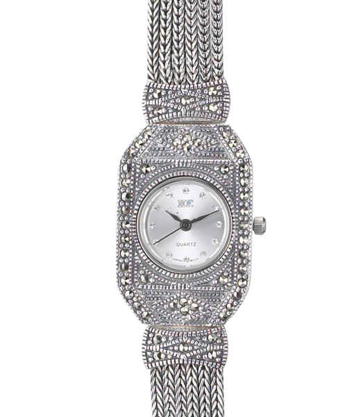 marcasite watch HW0048 1