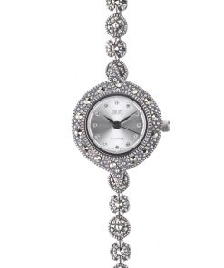 marcasite watch HW0051 1