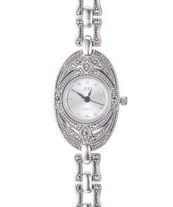 marcasite watch HW0060 1