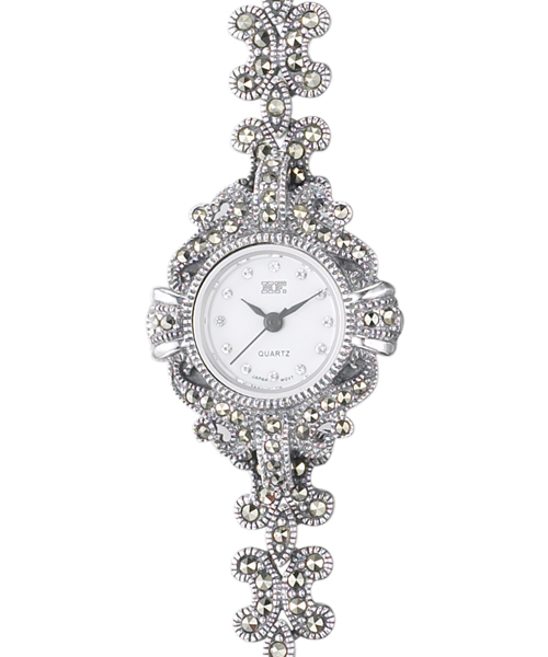 marcasite watch HW0075 1
