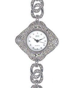 marcasite watch HW0091 1