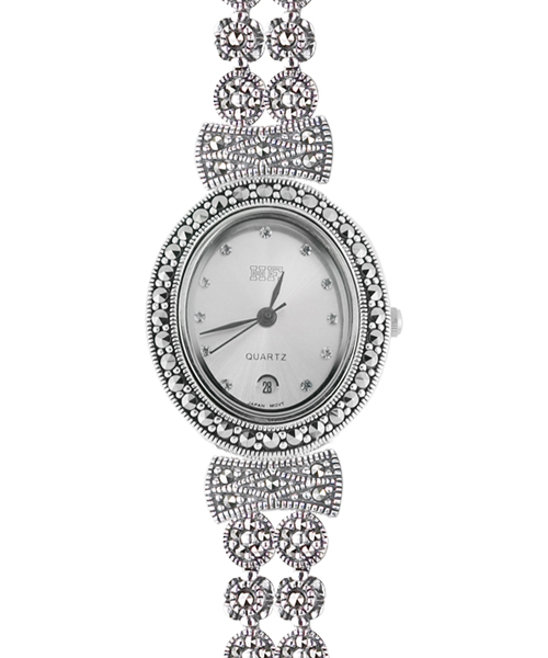 marcasite watch HW0107 1
