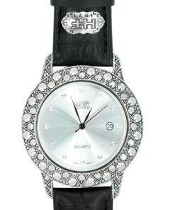 marcasite watch HW0153 1