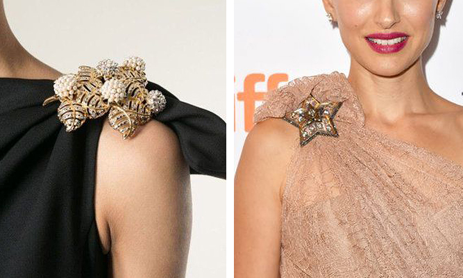 a40cf8954fd09 How to wear a brooch in 12 stylish ways - Wholesale Marcasite Jewerly