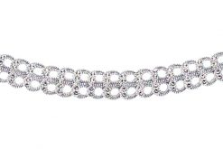 Marcasite necklace NE0199 1