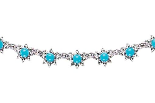 Marcasite necklace NE0318 1