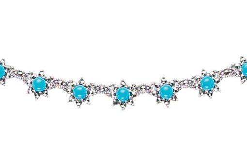 Marcasite necklace NE0318 1