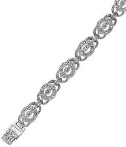 marcasite bracelet BR0007 1