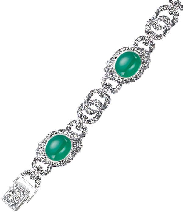 marcasite bracelet BR0009 1