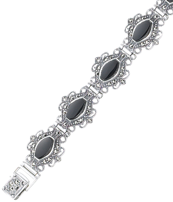 marcasite bracelet BR0010 1