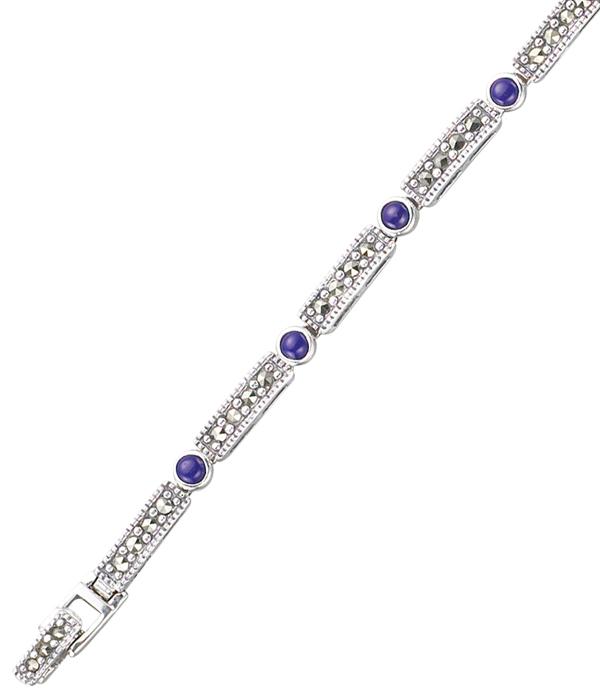 marcasite bracelet BR0027 1