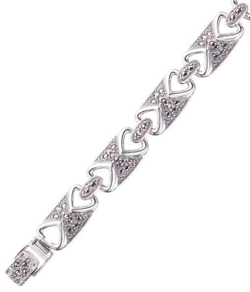 marcasite bracelet BR0038 1
