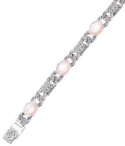 marcasite bracelet BR0040 1