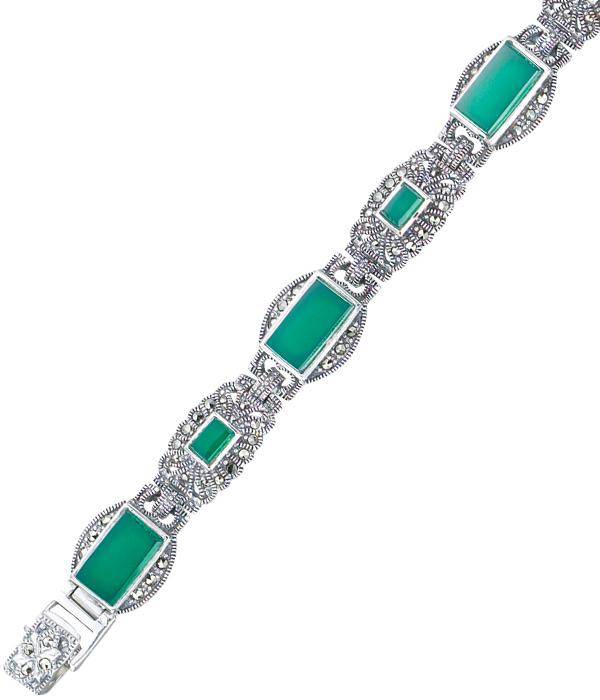 marcasite bracelet BR0048 1