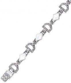 marcasite bracelet BR0049 1