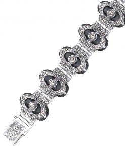 marcasite bracelet BR0056 1