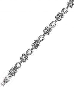 marcasite bracelet BR0069 1