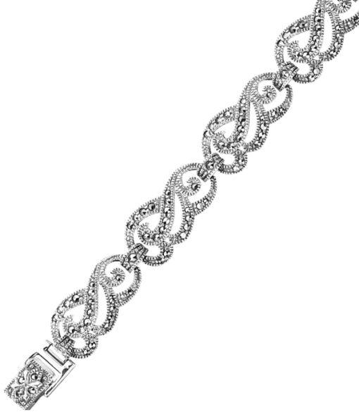 marcasite bracelet BR0070 1