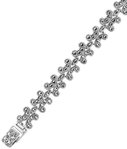marcasite bracelet BR0087 1