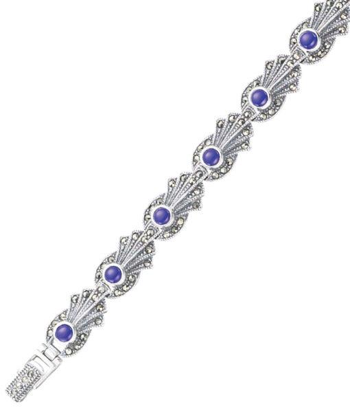 marcasite bracelet BR0093 1