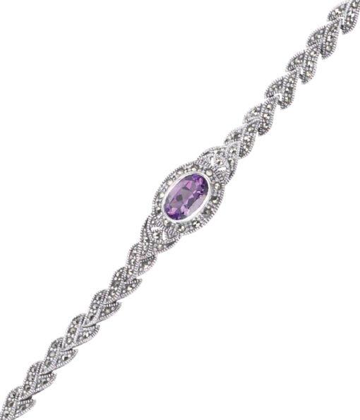 marcasite bracelet BR0095 1