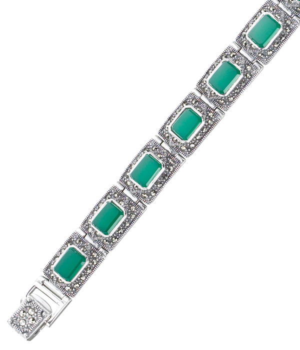 marcasite bracelet BR0098 1