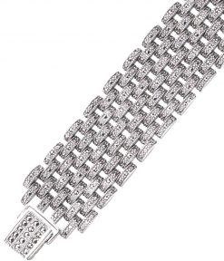marcasite bracelet BR0121 1