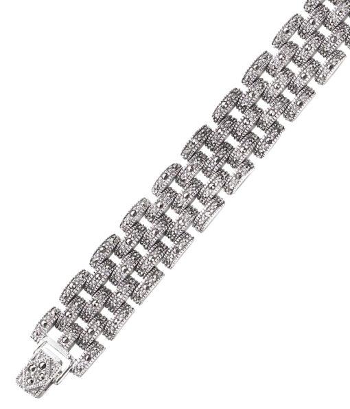 marcasite bracelet BR0123 1