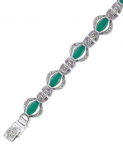 marcasite bracelet BR0157 1